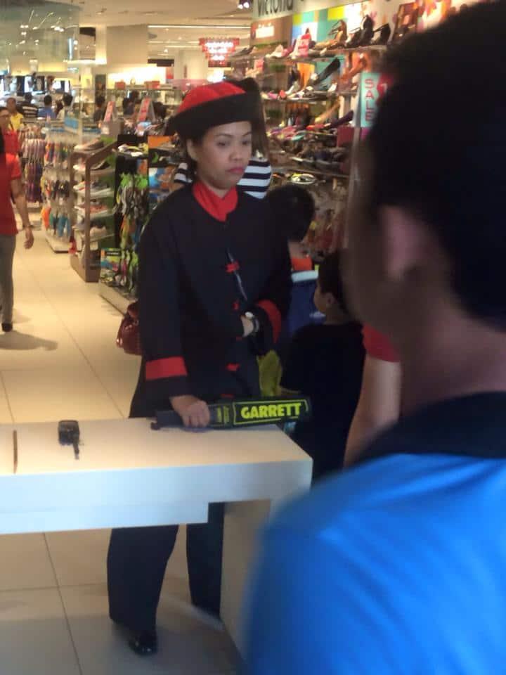 菲律賓警衛