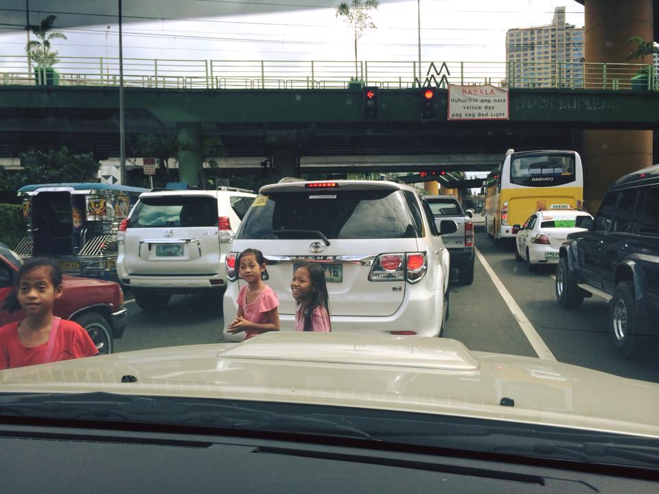 馬尼拉交通