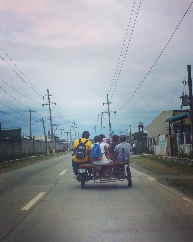 菲律賓三輪車