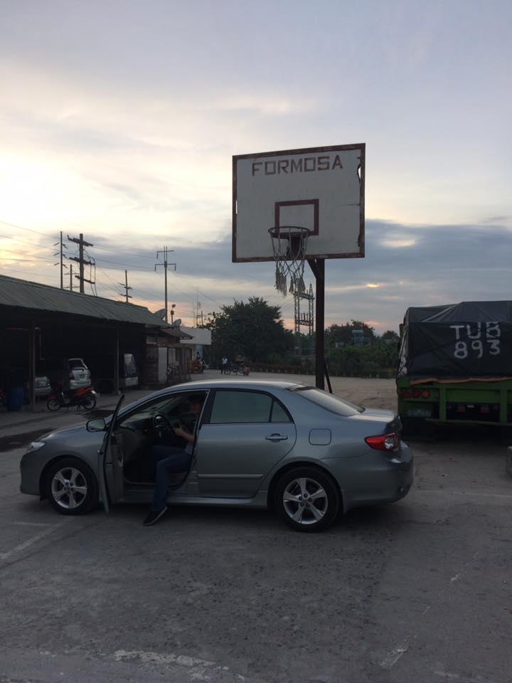 菲律賓開車
