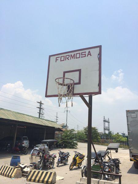 菲律賓籃球場