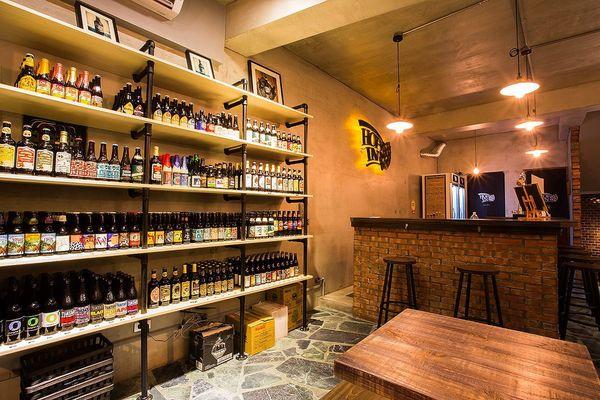 中壢酒吧hop in 啤酒