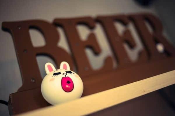 中壢酒吧hop in 兔兔
