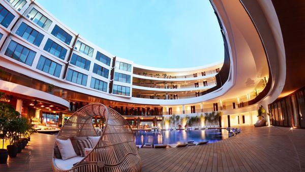 長灘島旅館