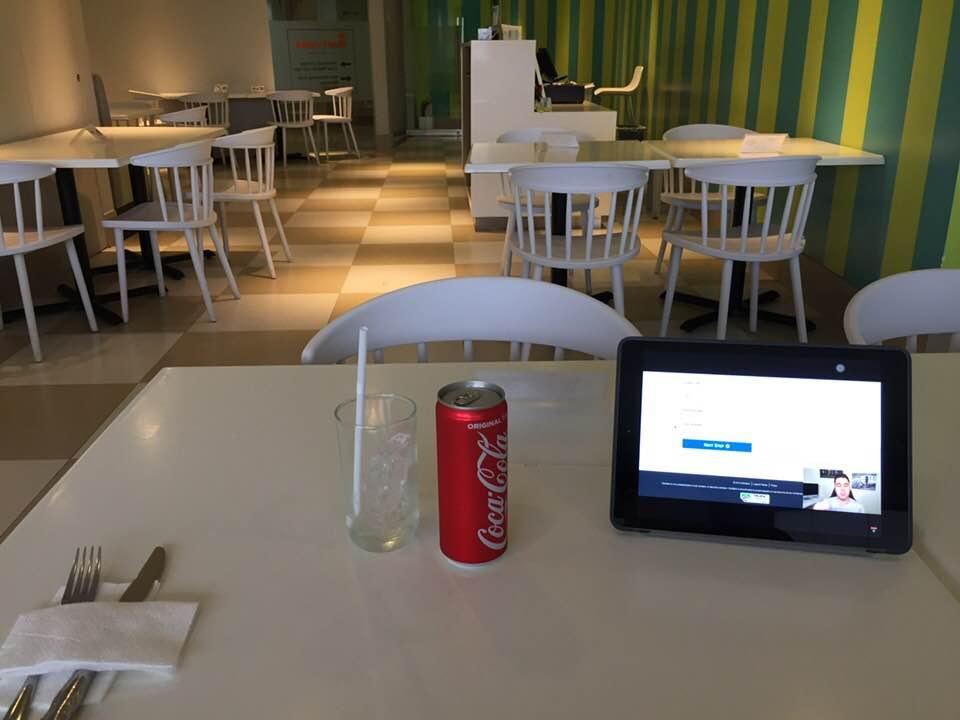 馬尼拉一航廈餐廳