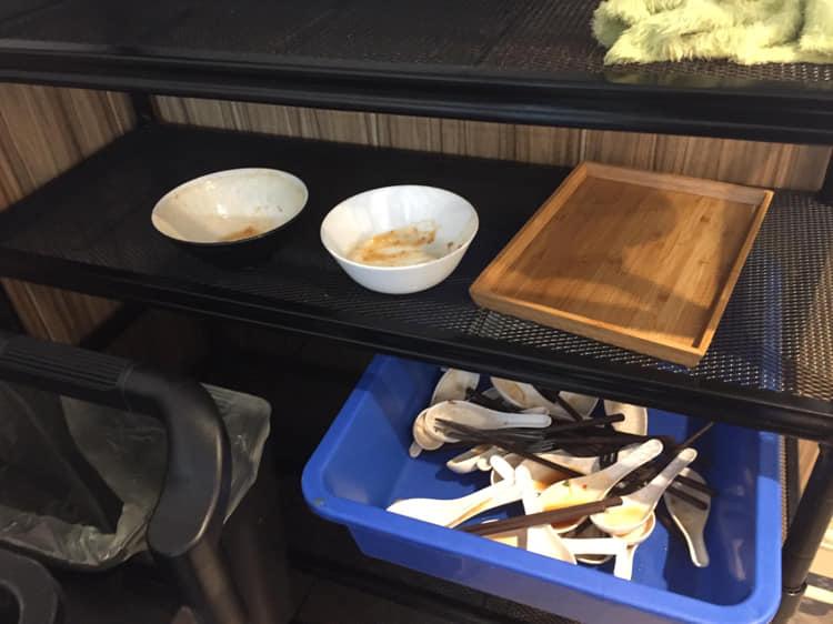 勝口味餐具回收