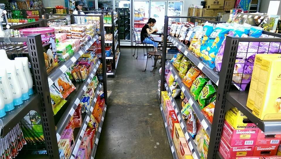 菲律賓台北超市