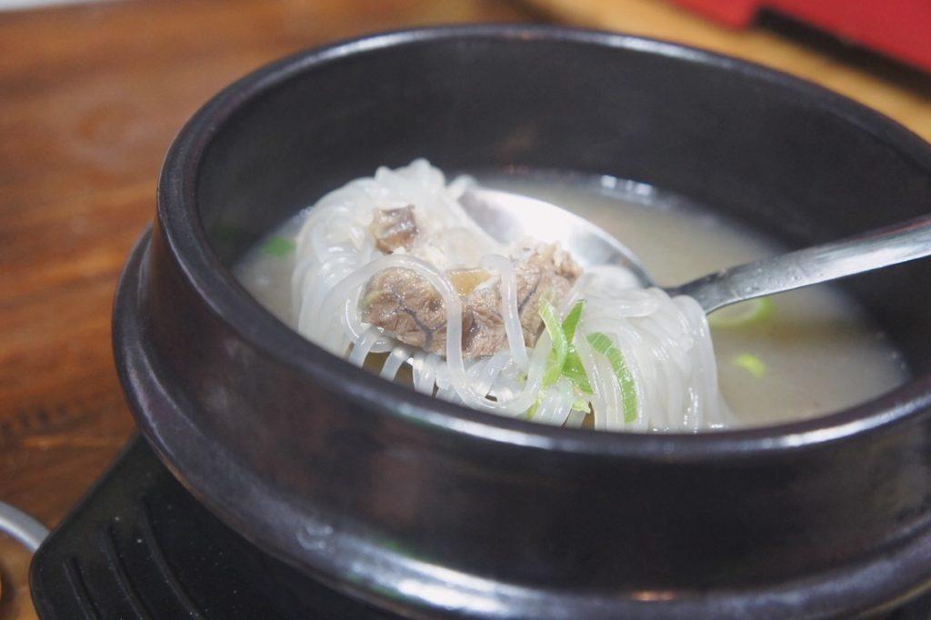 菲律賓韓國料理