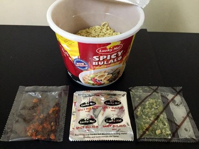 菲律賓泡麵 辣牛骨湯2