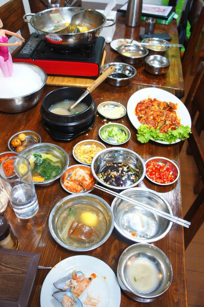 菲律賓韓式料理