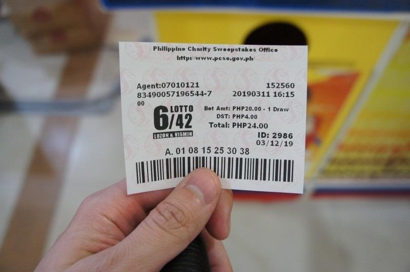 菲律賓大樂透