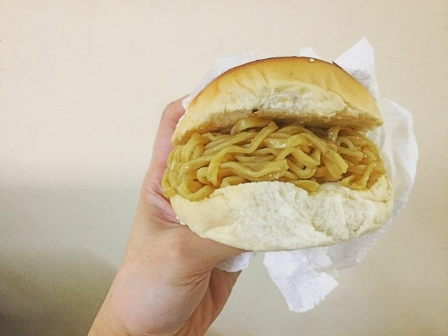 菲律賓泡麵 廣東炒麵3