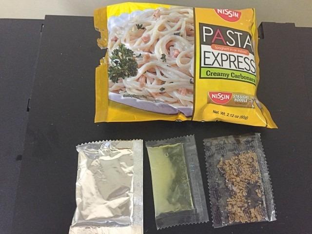 菲律賓泡麵 義大利白醬2