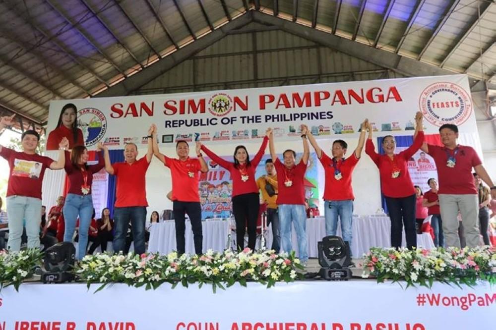 菲律賓市長
