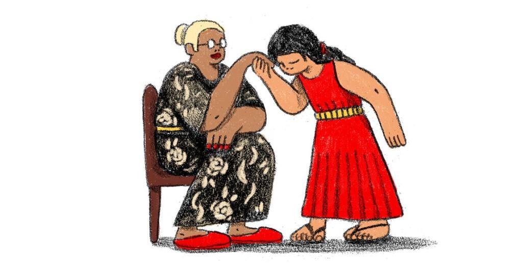 菲律賓人肢體語言