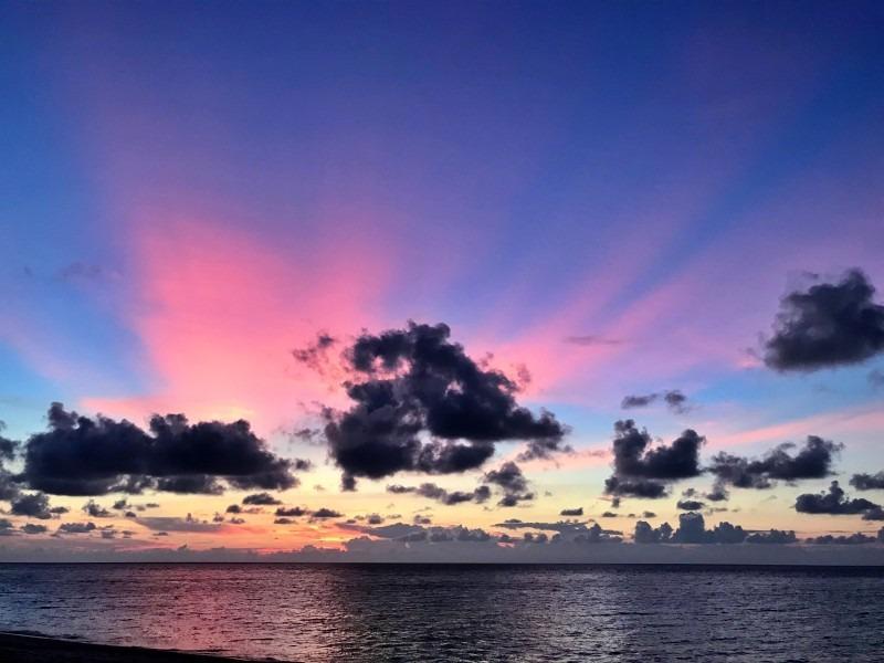 長灘島日落