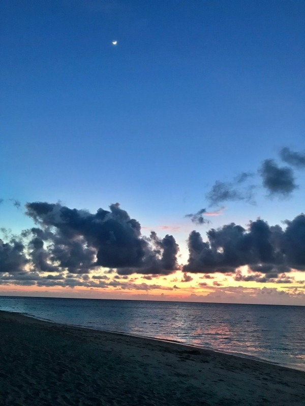 長灘島日落2