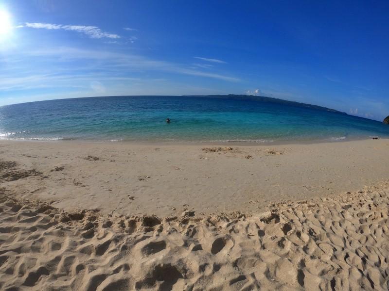 puka-海灘.