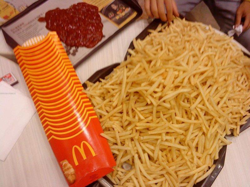 麥當勞薯條哥