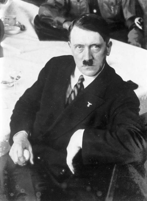 希特勒 菲律賓總統