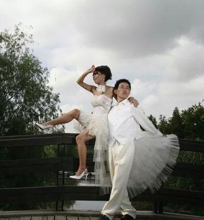 恐怖婚紗照