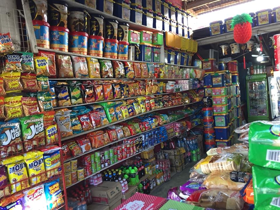 菲律賓小包裝食物
