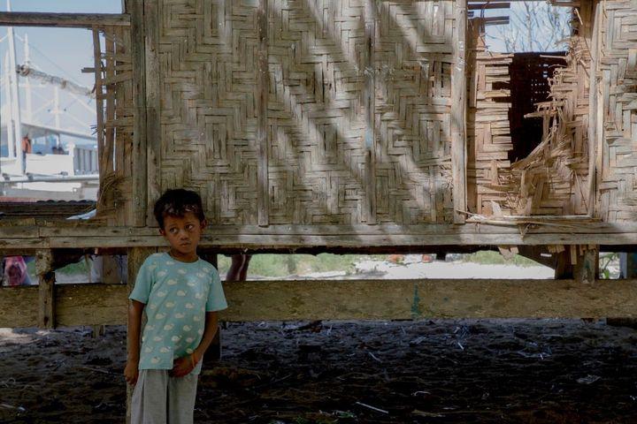 菲律賓小孩
