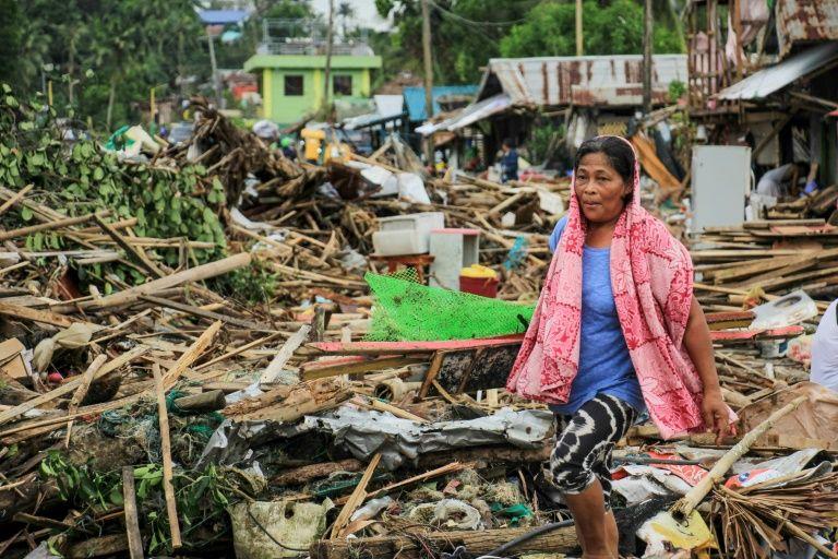 菲律賓颱風