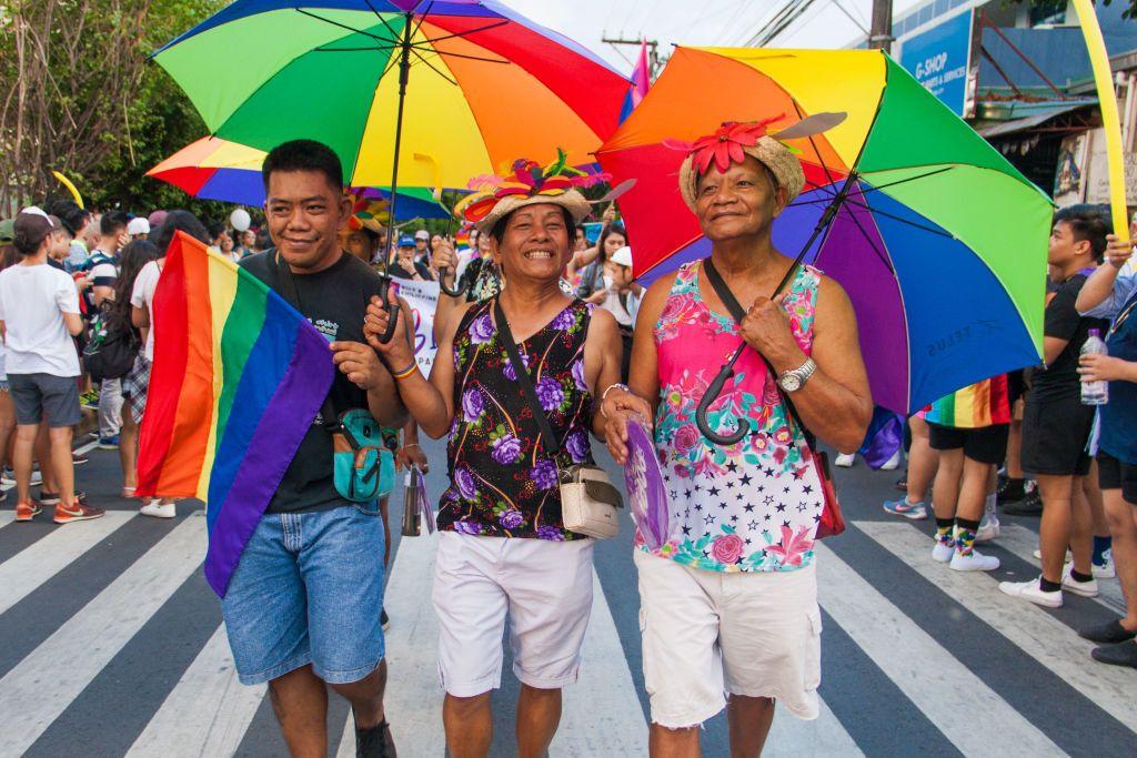 菲律賓同性戀