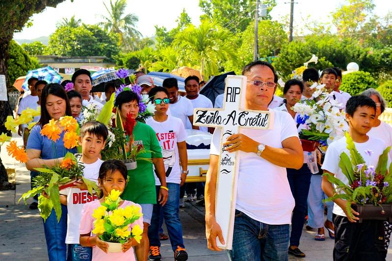 菲律賓喪禮告別式